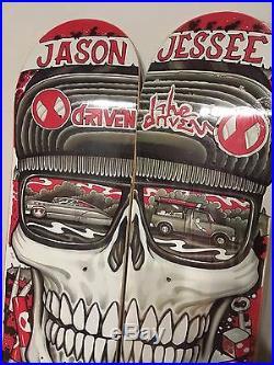 Jason Jessee And Jessee Gullings Driven Skateboards Rare