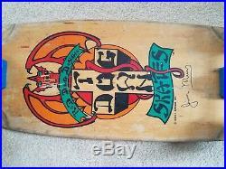 Jim Muir Skateboard Vintage