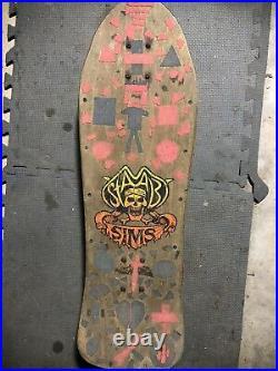 Kevin Staab skateboard