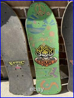 Kevin Staab skateboard deck Original From The 80's Best On eBay! Make Offer