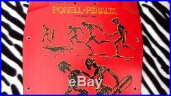 LANCE MOUNTAIN Powell Peralta Vintage Skateboard Deck Sims Vision Santa Cruz