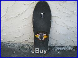 MIKE McGILL STINGER, NOT RE-ISSUE POWELL PERALTA skateboard deck VINTAGE