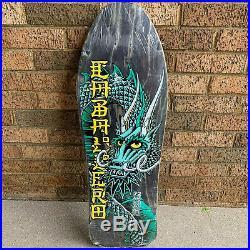 MINT Vintage Steve Caballero Powell Peralta Skateboard FULL Ban this NOS shrink