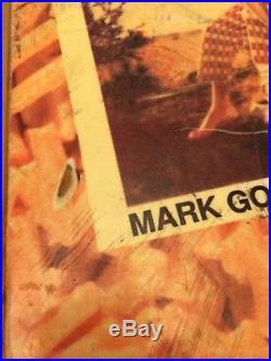 Mark Gonzales Skateboard Mac N Cheese Blind Slick Very Rare