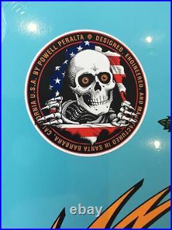 Mike McGill Powell Peralta Skull And Snake Old School Reissue Skateboard Deck