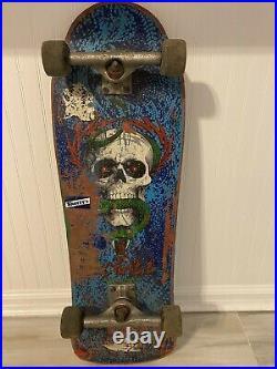 Mike McGill Vintage 80s Skateboard, Powell Peralta, Bones Brigade