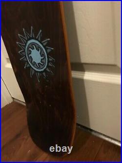 Mike Vallely OG NOS 1991 Mammoth New Deal Skateboard