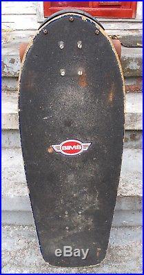 NICE Vintage 1979 Sims Brad Bowman Skateboard Gullwing Trucks Peralta Wheels