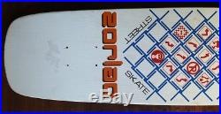NOS 1981 Street Machine by Zorlac Vintage Skateboard Deck from 1981 RARE