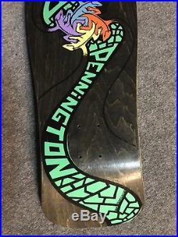 NOS BBC Bryan Pennington Vintage Skateboard Deck