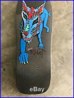 NOS Chris Miller Schmitt Stix Full Size 1988 Vintage skateboard Ultra-Rare