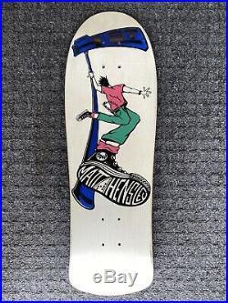 NOS H-Street Matt Hensley Vintage Skateboard