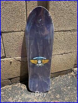 NOS Lance Mountain Powell Peralta Doughboy In Shrink Skateboard Skate Deck