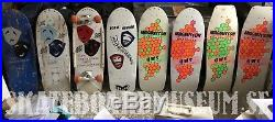 NOS Mint Uncle Wiggley Tony Magnusson Vintage Skateboard 1983