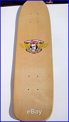 NOS Vintage 1990 Cameron Martin Powell Peralta Freestyle Skateboard Deck