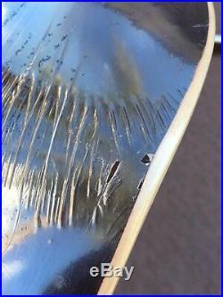 NOS Vintage 2000 Powell Peralta Hot Rod Blue Flames Skateboard Deck In Shrink