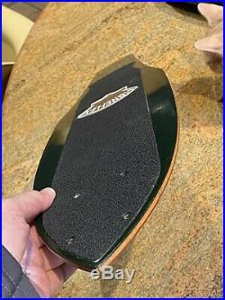 NOS Vintage Fibreflex Henry Hester Skateboard Deck. Original 1976 Model
