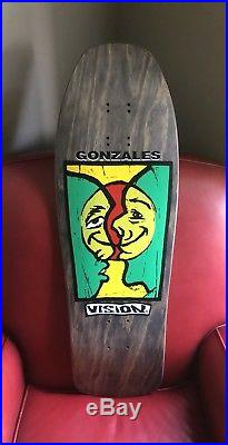 NOS Vision Mark Gonzales Split Face