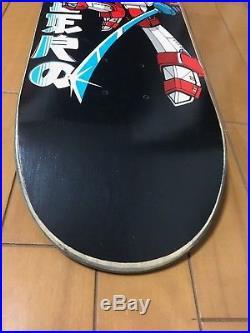 NOS condition skateboard Powell Peralta Steve Caballero 1996 Cab Gundam