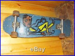 Neil Blender Coffee Break Skateboard Vintage