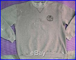 Neil Blender G&S Skateboard Sweatshirt 80s Vintage Original Mens Large