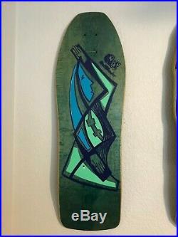 Neil Blender Picasso, 1987, G&S Skateboard