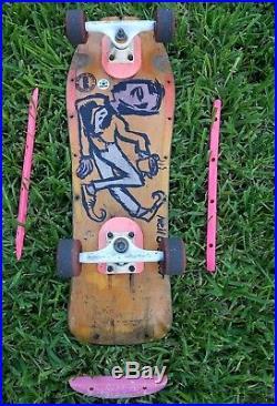 Neil blender skateboard coffee break nice condition