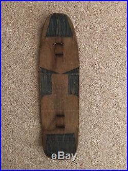 New Deal Vintage Skateboard Siamese Slick Deck Powell Vision Nos