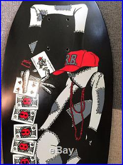 Nos RARE 1989 Ray Barbee Powell Peralta skateboard deck vintage 80s not reissue