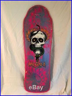 Nos Vintage Powell Peralta Tony Hawk Skateboard Not Re-issue Chicken Skull