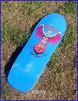 Nos Zorlac Craig Johnson Vintage Skateboard, Hosoi Caballero Roskopp Miller Era