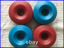 Nos vintage rare powell peralta t bones skateboard wheels