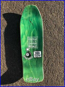 OG 1991 New Deal Danny Sargent Monkey Bomber NOS Skateboard deck vintage rare