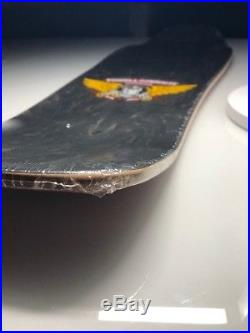 OG Nos 89 Powell Peralta Ray Underhill CROSS Vintage skateboard Deck FULL SIZE