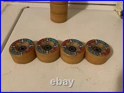 OG POWELL PERALTA RAT-BONES Rat Rink Rats Skateboard Roller Skates Wheels 80s