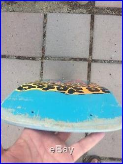 OG Santa Cruz Spidey Vintage Skateboard