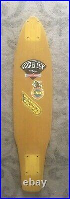 OG Slalom Gordon & Smith Fibreflex 70s Skateboard / SIMS Alva Powell Dogtown