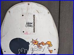 OG Vintage Seaflex Skateboard Powell 80s rare boomcat Felix Sims