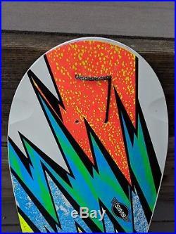 OG Vintage Sims NOS New Wave Skateboard Powell