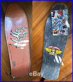 Old School NOS VTG Powell Peralta Steve Saiz Buffalo Skateboard Deck OG