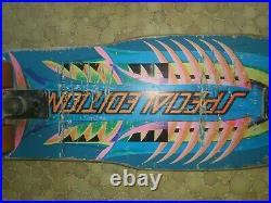 Old School Santa cruz skateboard 1980 super rare