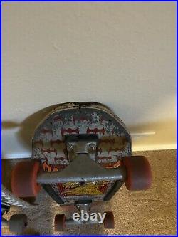 Old Vintage OG 1988 1980s Powell Peralta Steve Caballero Skateboard Skate Deck