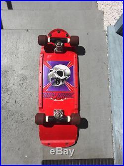 Original 1984 Powell Peralta Tony Hawk Chicken Skull Bones Brigade