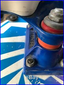 Original 1986 Vision gator Skateboard complete