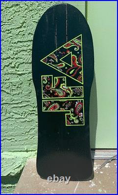 Original JFA Jody Fosters Army Skateboard Punk Skate Rock Placebo Records
