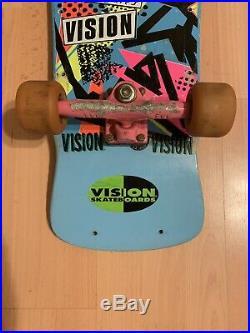 Original Mark Gonzalez Vintage Skateboard