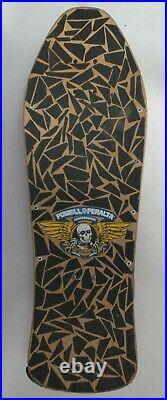 Original Vintage Powell Peralta Mike Mcgill Skateboard Dated 1988