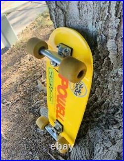 Powell Peralta Complete Skateboard Sims Alva ACS G&S Variflex Kryptonics Hobie