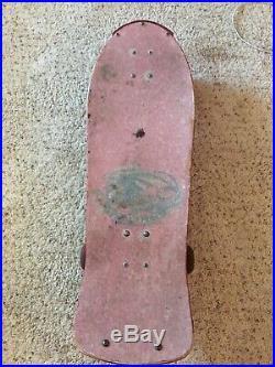 Powell Peralta Lance Mountain 1980s Original Skateboard