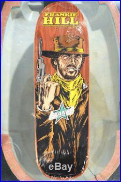 Powell Peralta NOS Frankie Hill SC Desperado. Color, Brown